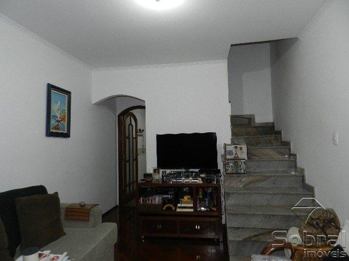 Sobrado - JARDIM LEONOR MENDES DE BARROS - SP